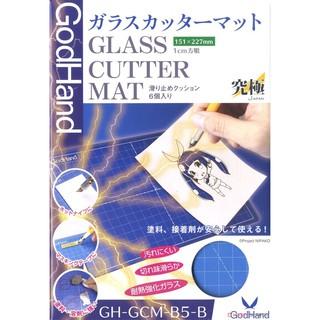 Dụng cụ mô hình GODHAND – Tấm cắt thủy tinh – Glass Cutter Mat