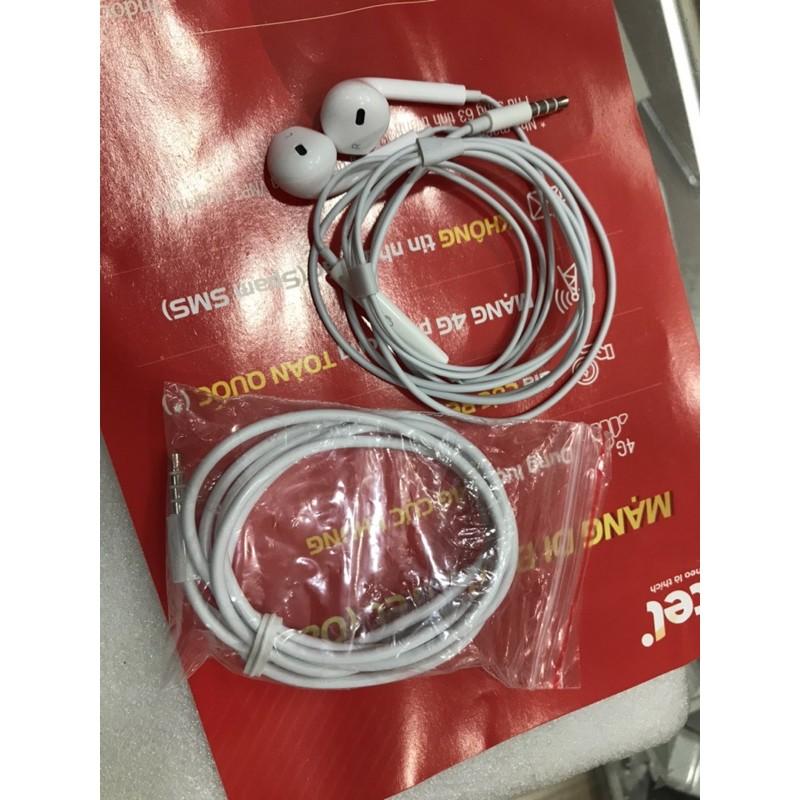 Dây jack nối dài tai nghe 3.5mm có cả thu âm và âm thanh chuẩn