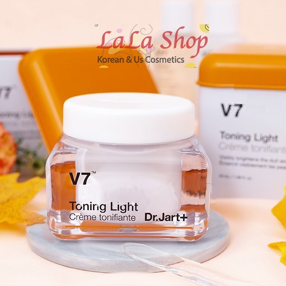 [Mẫu 2019] Kem V7 Toning Light Dr.Jart+