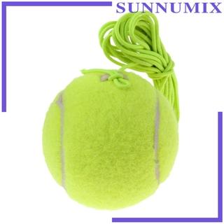Set 3 Quả Bóng Tennis Kèm Dây Cao Su Đàn Hồi thumbnail