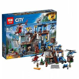Lego lắp ráp đội cảnh sát bảo vệ rừng – 02097