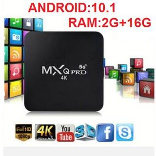 Yêu ThíchTV box MXQ PRO 4K RAM2G+16G ANDROID 10.1 gia si