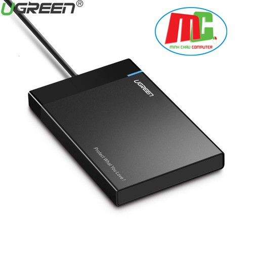 Bảng giá Hộp Đựng Ổ Cứng 2.5 Inch USB 3.0 Ugreen 30847 (HDD Box 2,5) - Hàng Phong Vũ