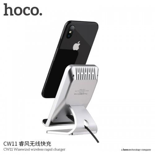 Đế sạc nhanh không dây Hoco CW11 - Hàng Chính Hãng Hoco - 3127975 , 1204100745 , 322_1204100745 , 650000 , De-sac-nhanh-khong-day-Hoco-CW11-Hang-Chinh-Hang-Hoco-322_1204100745 , shopee.vn , Đế sạc nhanh không dây Hoco CW11 - Hàng Chính Hãng Hoco