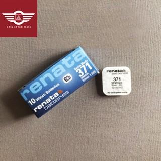 Viên pin đồng hồ RENATA 920 SR920 SW 371 vỉ 1 viên chính hãng thumbnail