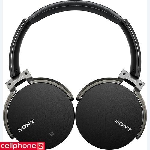 Tai Nghe Bluetooth Sony Mdr-Xb950B1 Đen - 14106618 , 1137880463 , 322_1137880463 , 3899000 , Tai-Nghe-Bluetooth-Sony-Mdr-Xb950B1-Den-322_1137880463 , shopee.vn , Tai Nghe Bluetooth Sony Mdr-Xb950B1 Đen