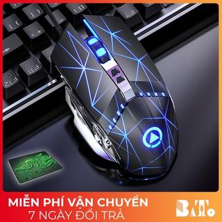 [RẺ VÔ ĐỊCH] Chuột chơi GAME Silver Eagle G3PRO E-sports nút Smart Macro LED quang USB – Tặng lót chuột xịn