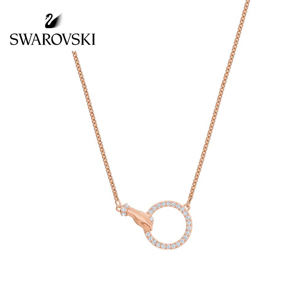 【Tiffa Brand Store】[New Products] Swarovski SWA SYMBOL Simple Ring Elegant and Elegan