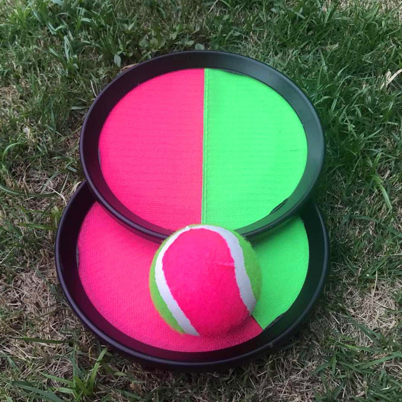GC bóng tennis và đĩa