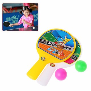 Đồ chơi bóng bàn mini kèm 2 bóng