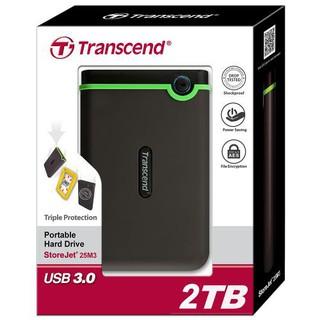 Box Hdd ổ cứng di động 1TB  2TB Transcend USB 3.0. Vi Tính Quốc Duy