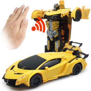Xe biến hình thành robot (loại lớn)