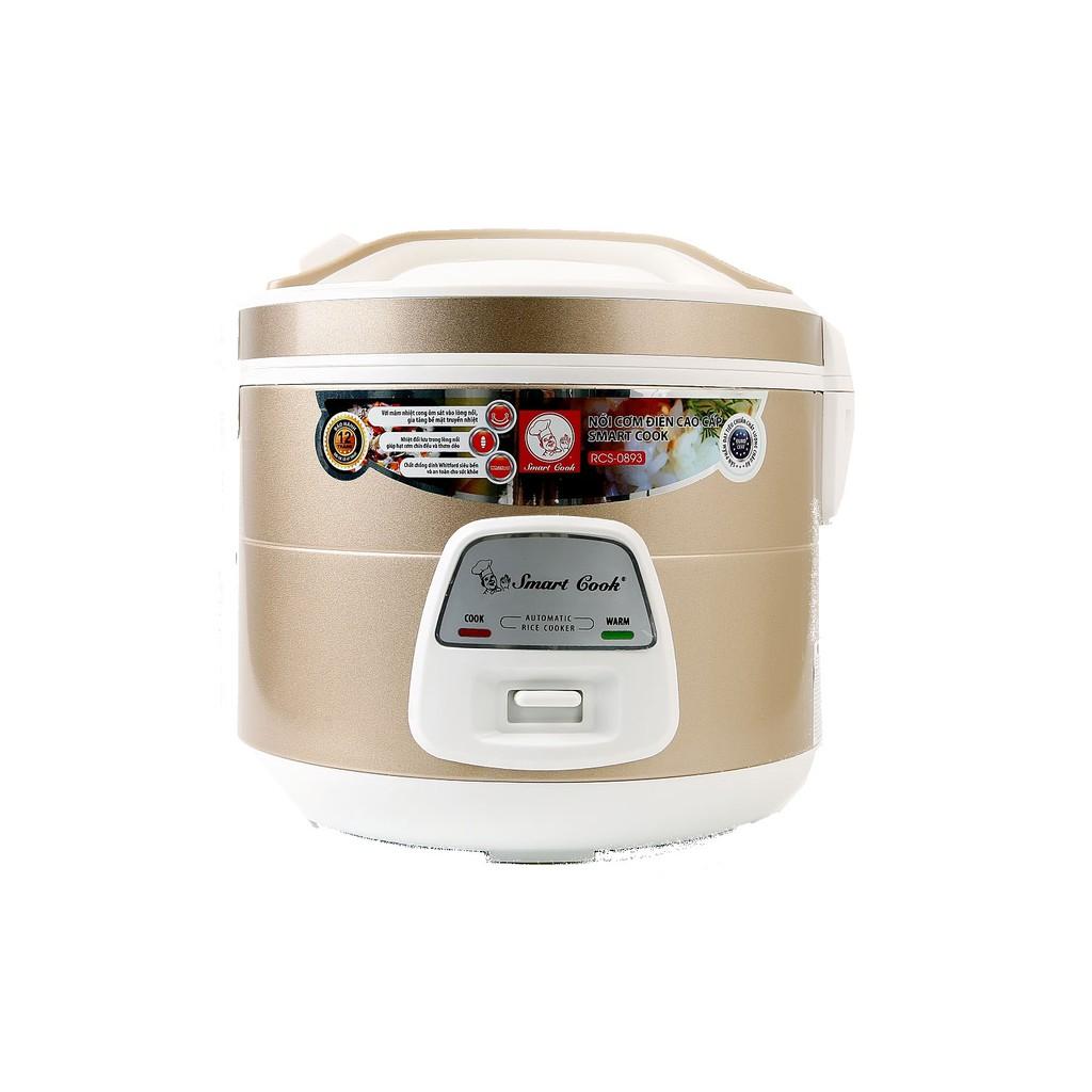 [Nhập mã HOMEMALL07 giảm 70k] Nồi cơm điện Smart Cook Elmich RCS-0893 1.8L