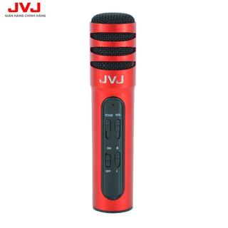 Micro livestream hát karaoke C7 JVJ - Hỗ trợ thu âm 3 in 1 Tặng kèm tai nghe và bọc bảo vệ đầu mic