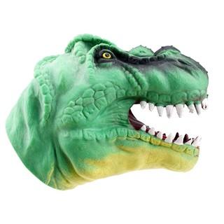 Soft TPR Dinosaur Tyrannosaurus Hand Puppet Figure Toys Gloves Children Toy KidsDreamMall