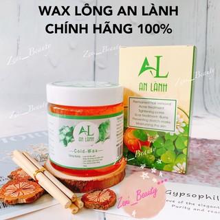 Combo wax triệt lông An Lành (tặng kèm bộ dụng cụ wax)