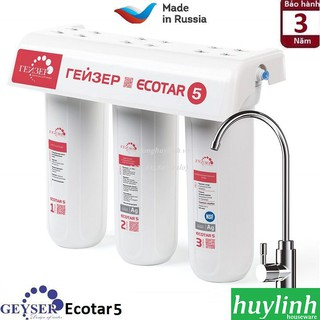 Máy lọc nước Nano Geyser Ecotar 5 - Nhập khẩu LB Nga - Russia