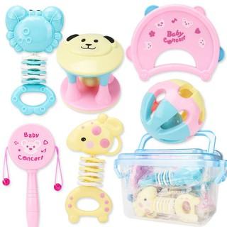 Bộ đồ chơi 6 món cho bé phát triển giác quan cho trẻ DC01