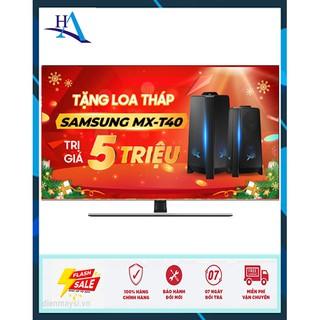 Smart Tivi QLED Samsung 4K 75 inch QA75Q70TAKXXV (Miễn phí giao tại HCM-ngoài tỉnh liên hệ shop)