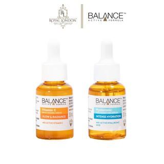 [Mã FMCG8 - 8% đơn 199K] Combo trắng da căng mượt serum Vitamin C + serum Hyaluronic Balance Activd Formula 30ml chai thumbnail