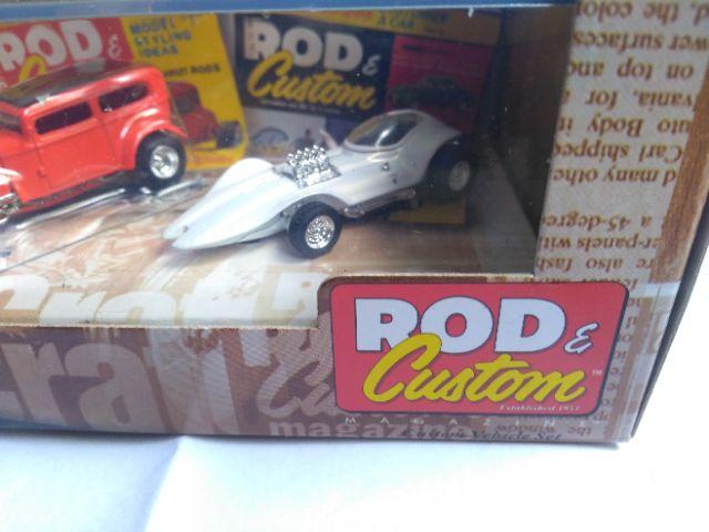 Bộ 2 xe Hotwheels 100% Hot Rod , hàng hiếm