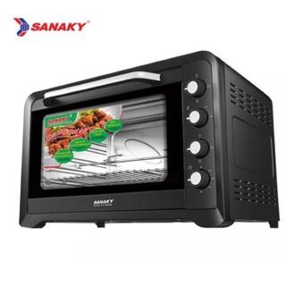 Lò nướng Sanaky Vh-129S2D(120 lít- màu đen)