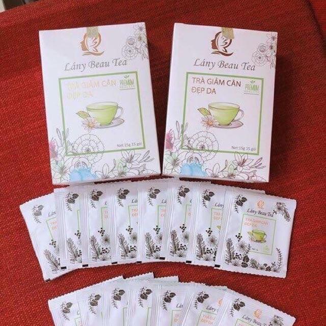 combo 10 trà lány( hàng cty)