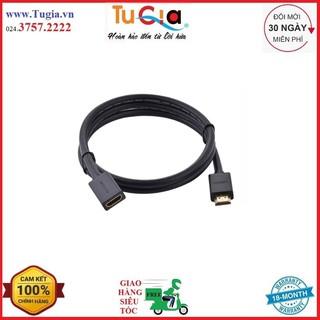Dây nối dài HDMI 1.4 thuần đồng 19+1 Dài 2M UGREEN HD107 10142 - Hàng chính hãng