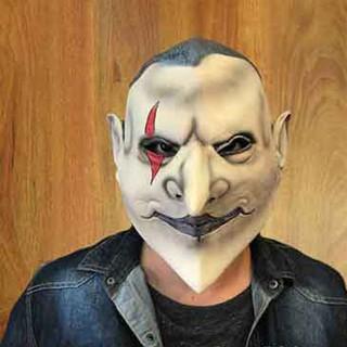 Mặt nạ hóa trang da sát thủ Ma Quỷ Kinh Dị Halloween F2199