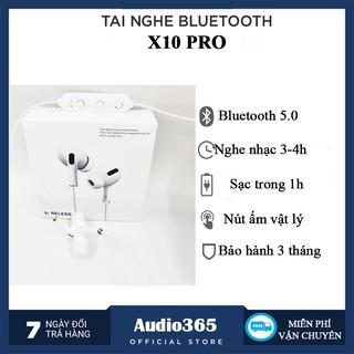 TAI NGHE BLUETOOTH SPORTS X10 PRO SIÊU BASS KHÔNG DÂY thumbnail