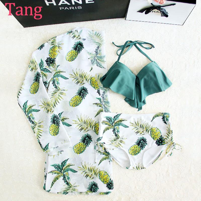 SALE - Set bikini + áo khoác đi biển cực xinh Ulzzang (ảnh thật ở cuối) - A354 - 2540223 , 1073243563 , 322_1073243563 , 490000 , SALE-Set-bikini-ao-khoac-di-bien-cuc-xinh-Ulzzang-anh-that-o-cuoi-A354-322_1073243563 , shopee.vn , SALE - Set bikini + áo khoác đi biển cực xinh Ulzzang (ảnh thật ở cuối) - A354