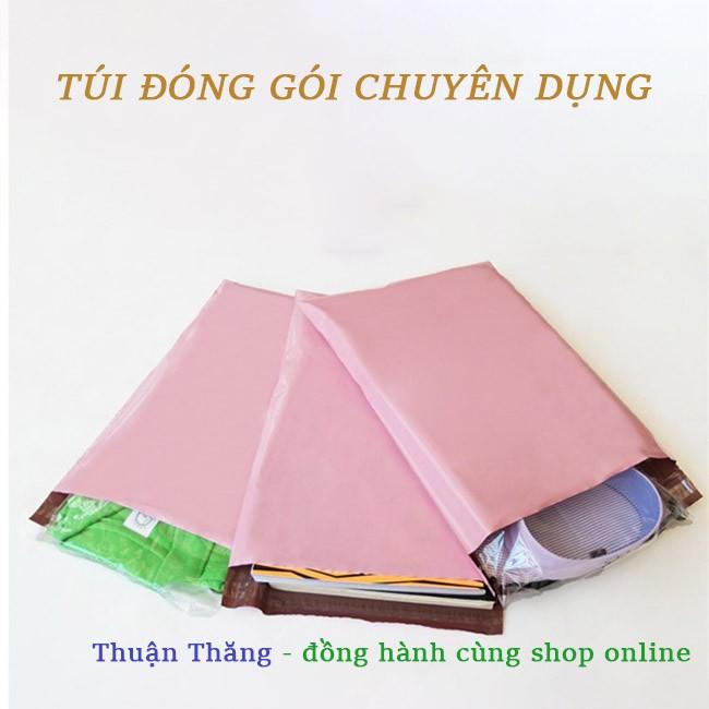 Túi đóng hàng PE size 28*42 cm (chuyên dụng, bảo mật, chống nước) màu hồng thay thùng carton túi đón - 2981999 , 368294429 , 322_368294429 , 158000 , Tui-dong-hang-PE-size-2842-cm-chuyen-dung-bao-mat-chong-nuoc-mau-hong-thay-thung-carton-tui-don-322_368294429 , shopee.vn , Túi đóng hàng PE size 28*42 cm (chuyên dụng, bảo mật, chống nước) màu hồng thay thùn