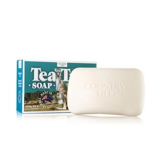 Xà Bông Country Life Tea Tree 100g-1