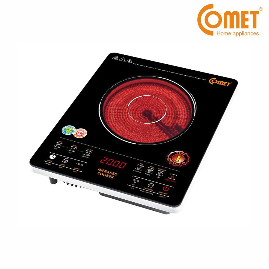 Bếp hồng ngoại Comet CM5536 (Cảm ứng)