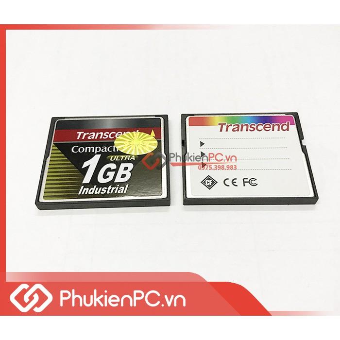 Thẻ nhớ CF card công nghiệp industrial 1GB