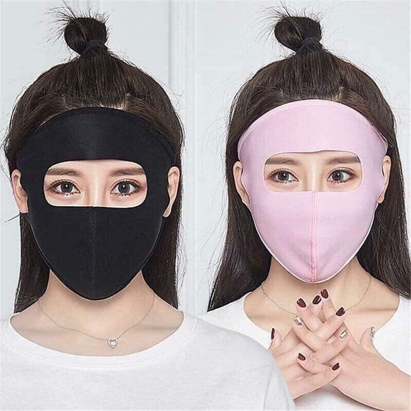 Combo 10 khẩu trang bịt mặt ninja