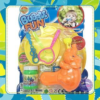 Trò chơi bắn bong bóng xà phòng NHỎ loại pro *Cao Cấp*