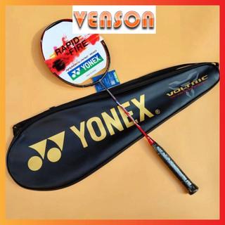 Vợt Cầu Lông Đơn FREESHIP Vợt đánh cầu Yonex 100% khung hợp kim Siêu Bền - Tặng 1 cuốn vợt + 1 bao vợt thumbnail