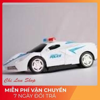 [SP YÊU THÍCH] Đồ chơi ô tô biến hình siêu xe cảnh sát(Nhiều màu) rẻ vô địch