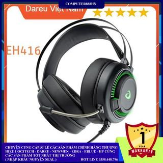 Tai nghe chụp tai DAREU EH416, tai nghe gaming cao cấp
