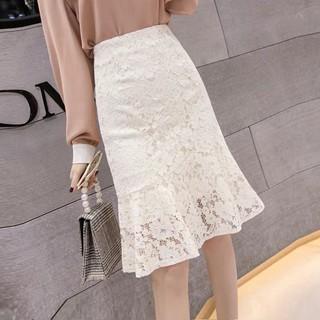 10.10 SALE Chân váy ren, dáng dài, chân váy xòe, chân váy đẹp thích hợp đi chơi, đi làm . .