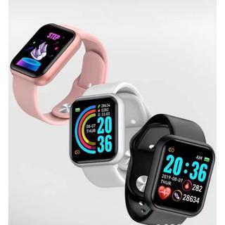 [SMART WATCH] Đồng hồ thông minh theo dõi sức khỏe, thông báo tin nhắn, cuộc gọi