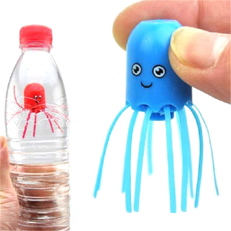 Jellyfish Elves Magic Jellyfish Float Sea Jellyfish Magic Props Trick Toys