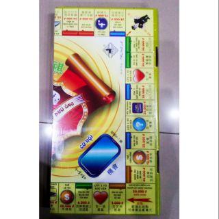 Bộ Cờ Tỷ Phú Bàn Nhựa Cao Cấp