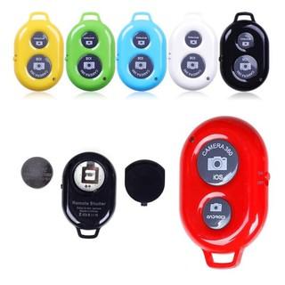 Remote Kết Nối Bluetooth Điều khiển Chụp Hình, Quay Phim từ xa kèm pin- tiện ích