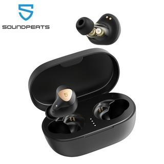 Tai nghe không dây SoundPEATS Truengine 3 SE kết nối bluetooth 5.0 âm động kép khử tiếng ồn bằng CVC