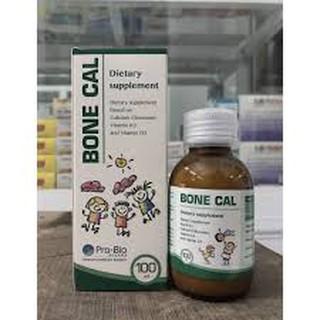 Bone Cal.Bổ Sung Canxi,Vitamin D3K2 Hấp Thụ Calci Xương,Răng Chắc Khỏe Cho Bé thumbnail
