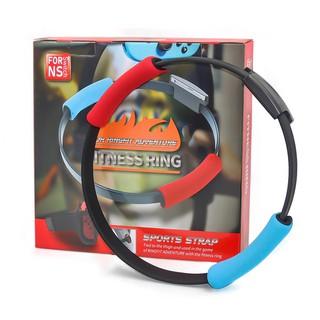 Switch Game Fitness Ring Adventure NS Ring Fit Somatosensory Sports Game Yoga Fitness Ring + Leg Band nintendo switch thumbnail