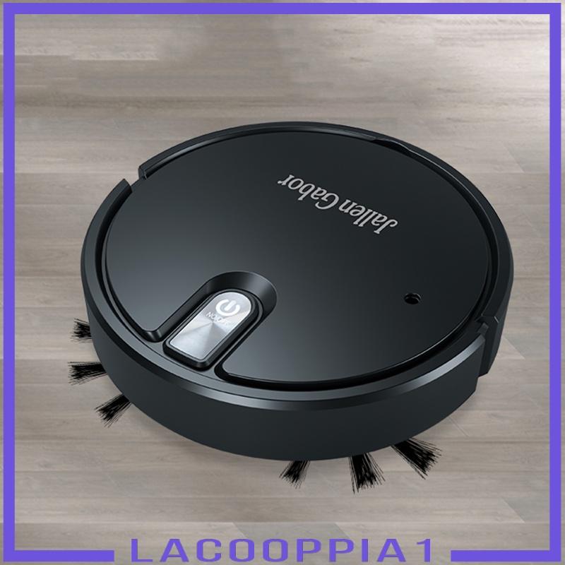 Robot Hút Bụi Tự Động Thông Minh Lacooppia1 Kèm Sạc Usb Tiện Dụng