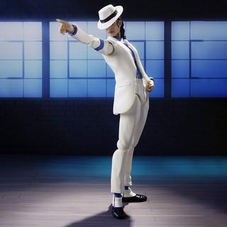 Michael Jackson Doll Moonwalk Beat PVC Smooth Criminal Moonwalk Action Figure